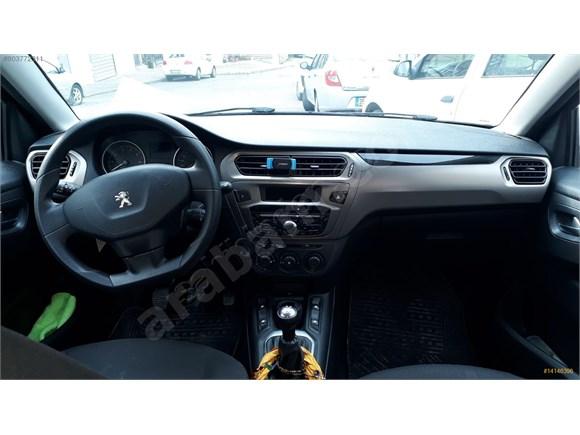 Değişensiz Peugeot 301