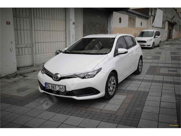 Sahibinden Toyota Auris 1.33 Life 2018 Model İstanbul