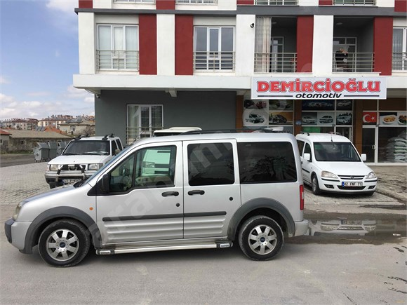 Galeriden Ford Transit Connect K210 S GLX 2008 Model Konya