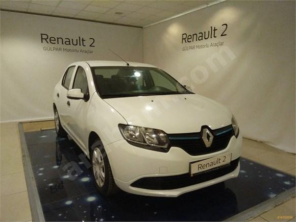 otomobil Renault Symbol 1.2 16V Joy