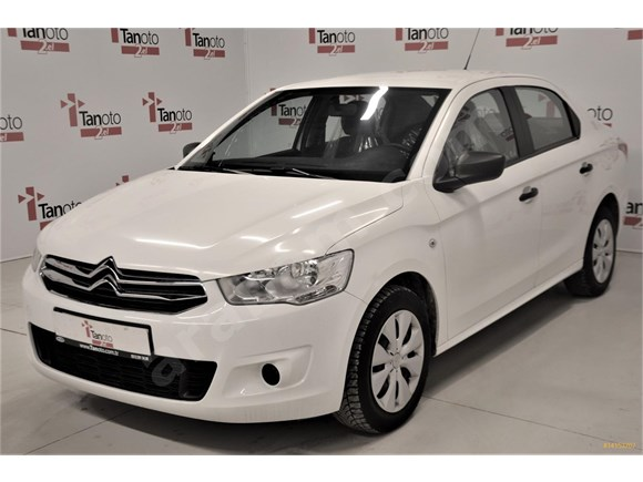 CITROEN C-ELYSEE 1.6 HDI ATTRACTION