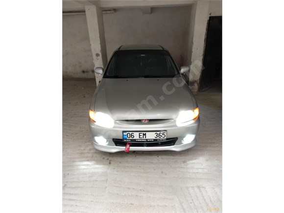 Sahibinden Hyundai Accent 1.5 GLS 1999 Model