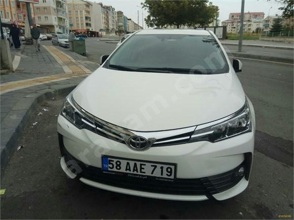 Sahibinden Toyota Corolla 1.6 Advance 2017 Model ACİL
