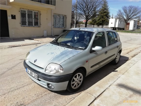 Sahibinden Renault Clio 1.6 RXT 2000 Model