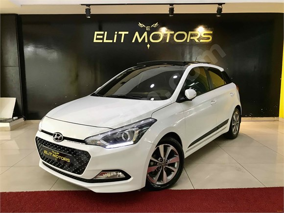 2016 ELİTE SMART 15 BİNDE CAM TAVAN-GERİ GÖRÜŞ FULLL+ FULL