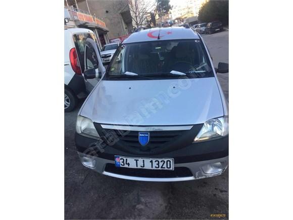 Dacia Logan 2008 model dizel