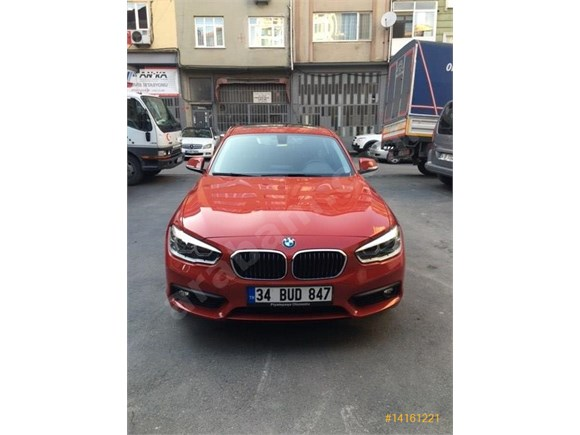 Sahibinden BMW 1 Serisi 118i Premium Line 2018 Model