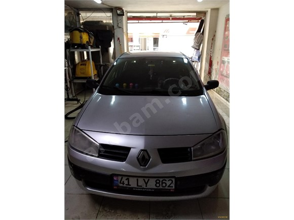 Sahibinden Renault Megane 1.5 dCi Authentique 2005 Model