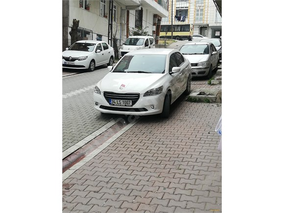 Sahibinden Peugeot 301 1.6 HDi Active 2014 Model