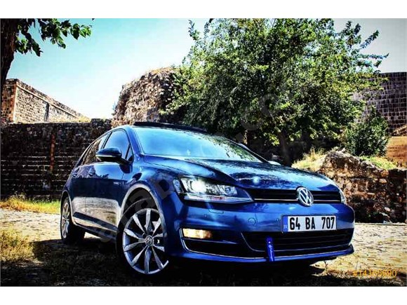 Sahibinden Volkswagen Golf 1.6 TDi BlueMotion Highline 2015 Model