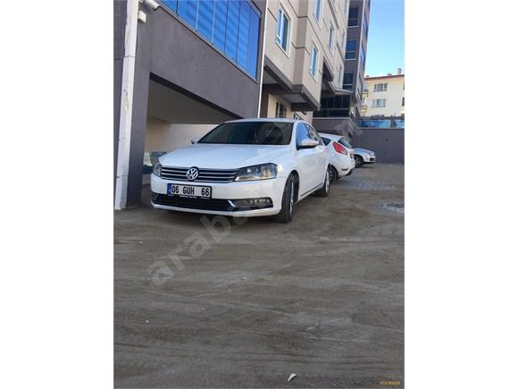 Sahibinden Volkswagen Passat 1.4 TSi BlueMotion Comfortline 2011 Model