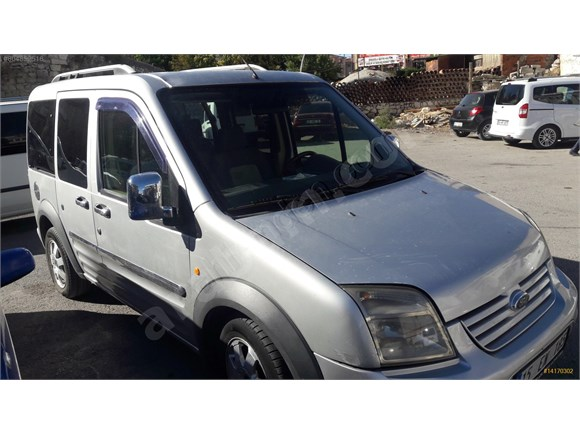 FORD CONNECT GLX