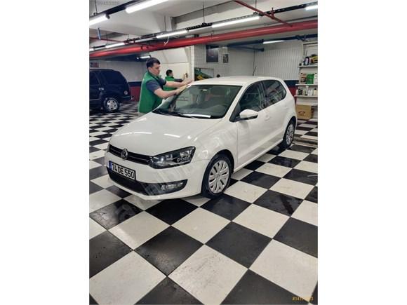 Volkswagen Polo 1.6 TDI Comfortline + 4 çelik jant yazlık lastik