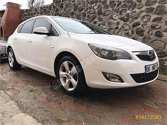 Değişensiz Opel Astra