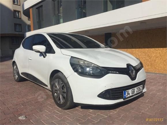 Sahibinden Renault Clio 1.5 dCi Joy 2014 Model
