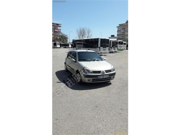 ZALİM Clio Satışta 1,6 motor