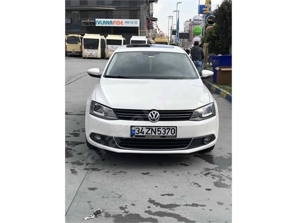 Sahibinden Volkswagen Jetta 1.6 TDi Comfortline 2012 Model