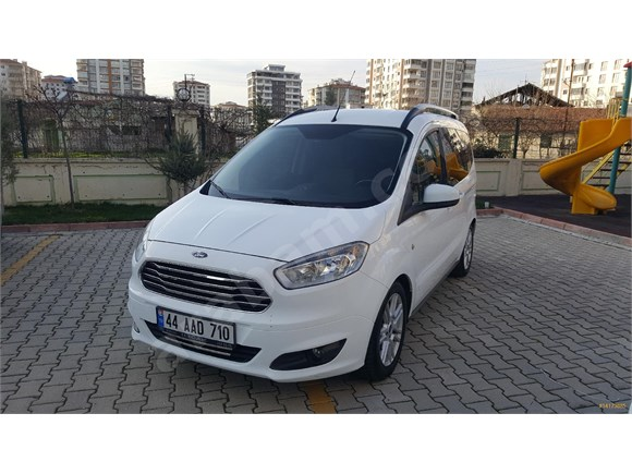 Sahibinden Ford Tourneo Courier 1.6 TDCi Journey Titanium 2015 Model
