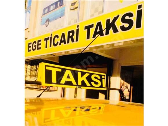 EGETİCARİ'DEN Ticari Araç Ticari Hat & Plaka Taksi Plakası İzmir