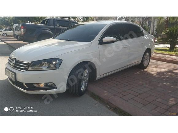 AÇIKLAMAYI OKUYUN !!! Sahibinden Volkswagen Passat 1.6 TDi BlueMotion Comfortline 2011 Model
