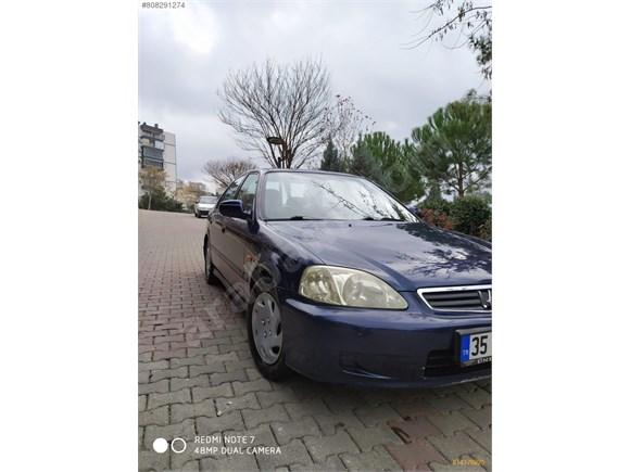 Değişensiz Honda Civic otomatik