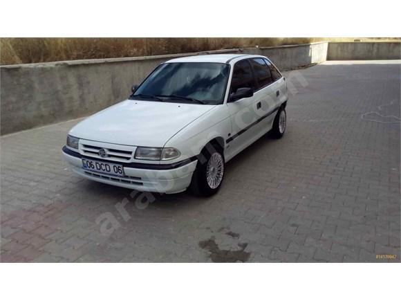 Sahibinden Opel Astra 1.4 GL 1993 Model