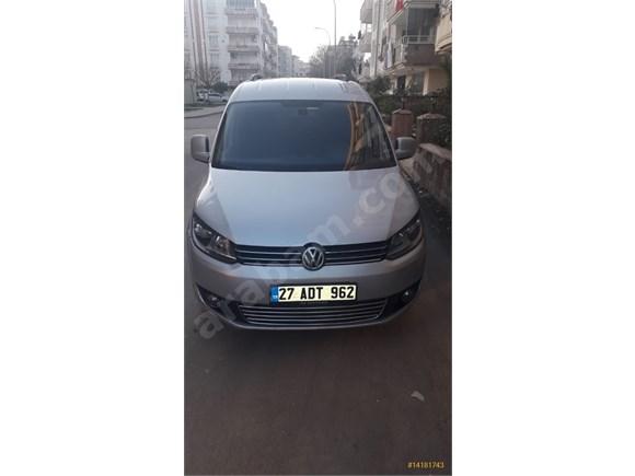 Sahibinden Volkswagen Caddy 1.6 TDI Comfortline 2014 Model