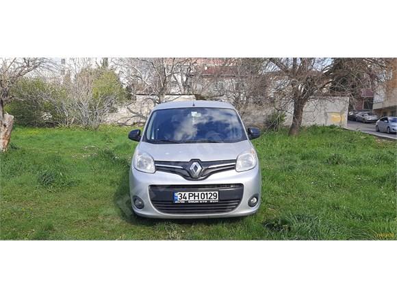 Sahibinden Renault Kangoo Multix 1.5 dCi Touch 2015 Model