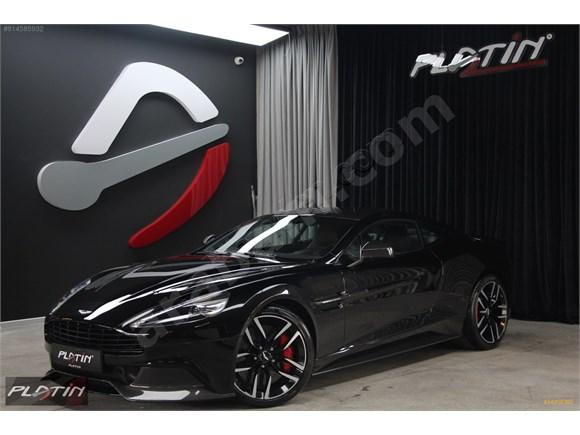 BAYİ 2015 ASTON MARTİN VANQUISH TOUCHTRONIC V12_CARBON BLACK
