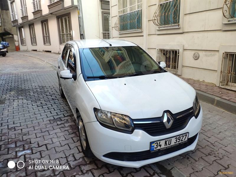 Sahibinden Renault Symbol 1.5 Dci Joy 2013 Model İstanbul 138.761 Km Beyaz