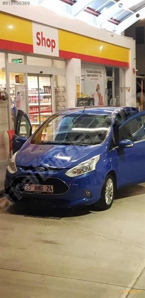 Sahibinden Ford B-max 1.5 Tdci Titanium 2012 Model İzmir 141.000 Km Lacivert