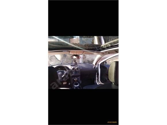 Sahibinden 97 binde 2013 benzinli otomatik Qashqai