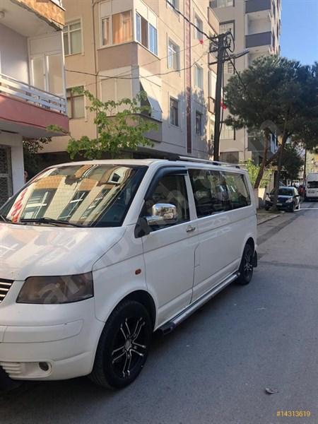 Sahibinden Volkswagen Transporter 1.9 Tdi Camlı Van 2006 Model İstanbul 301.000 Km Beyaz