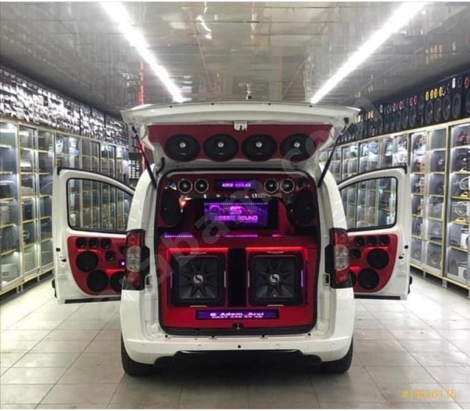 Sahibinden Fiat Fiorino Panorama 1.3 Multijet Premio 2017 Model İstanbul 26.000 Km Beyaz