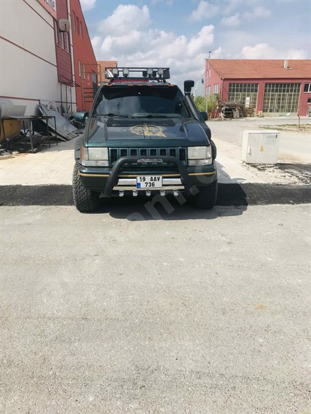 Sahibinden Jeep Grand Cherokee 5.2 Limited 1994 Model çorum 305.990 Km -