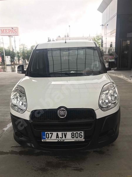 Sahibinden Fiat Doblo Combi 1.3 Multijet Easy 2014 Model Antalya 96.000 Km Beyaz