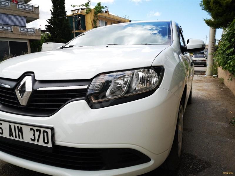 Sahibinden Renault Symbol 1.5 Dci Joy 2016 Model İzmir 82.000 Km -