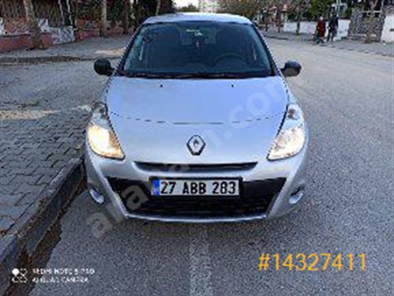 Sahibinden Renault Clio 1.5 Dci Authentique 2009 Model Gaziantep 232.000 Km -
