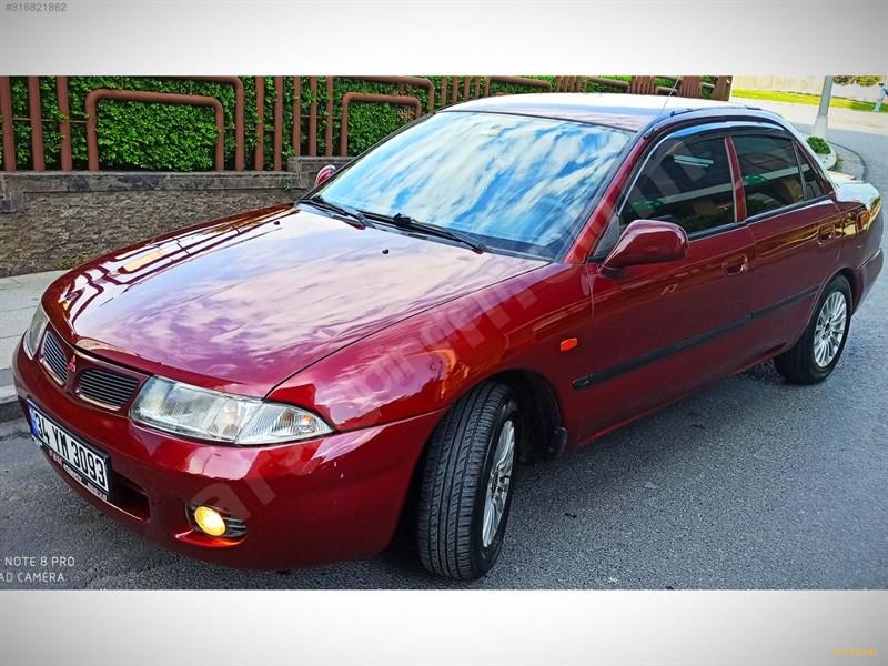 Sahibinden Mitsubishi Carisma 1.6 Gl 1999 Model İstanbul 256.000 Km Bordo