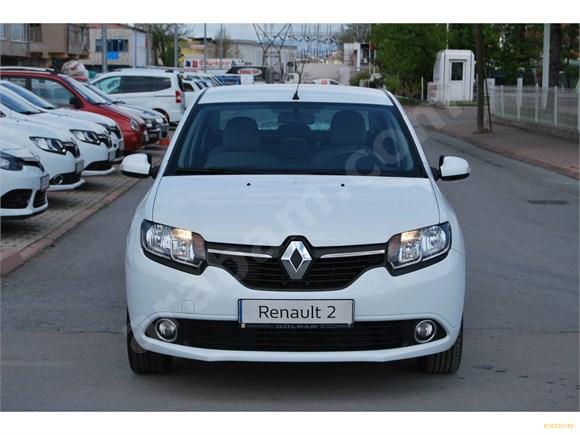 otomobil Renault Symbol Sedan 1.2 16V Touch