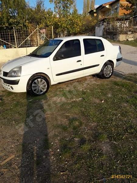 Sahibinden Renault Clio 1.5 Dci Authentique 2005 Model Ankara 240.000 Km -