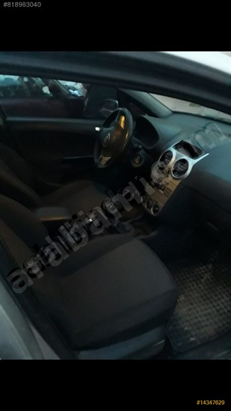 Sahibinden Opel Corsa 1.3 Cdti Essentia 2012 Model Gaziantep 133.200 Km Gri