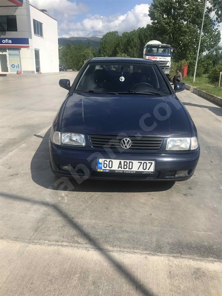 Galeriden Volkswagen Polo 1.6 Classic 1999 Model Tokat 175.000 Km Lacivert