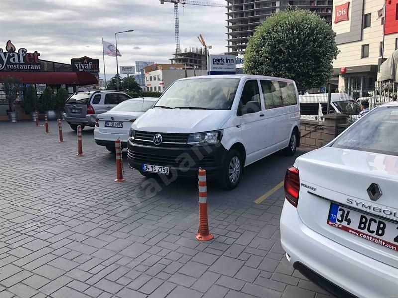 Sahibinden Volkswagen Transporter 2.0 Tdi Camlı Van 2017 Model İstanbul 66.500 Km -