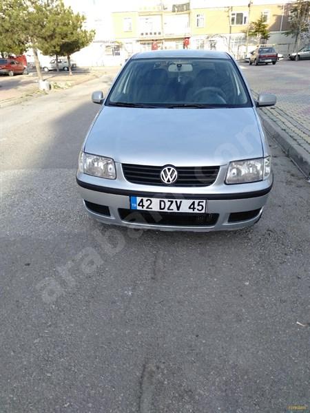 Sahibinden Volkswagen Polo 1.4 Comfortline 2001 Model Konya 239.000 Km Gri (gümüş)