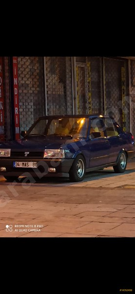 Sahibinden Tofaş şahin 1.6 1991 Model İstanbul 190.000 Km -