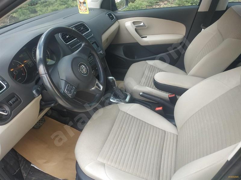 Sahibinden Volkswagen Polo 1.4 Comfortline 2013 Model Ankara 36.000 Km Siyah