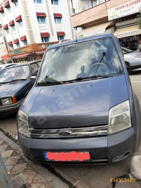 Sahibinden Ford Transit Connect K210 S Glx 2008 Model İstanbul 185.000 Km Gri (titanyum)
