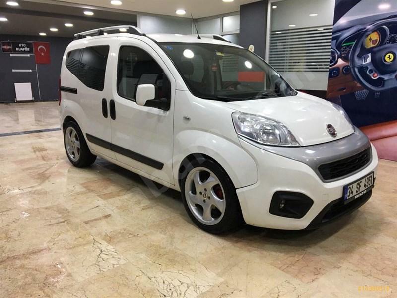Sahibinden Fiat Fiorino Combi 1.3 Multijet Pop 2016 Model Kocaeli 98.000 Km Beyaz