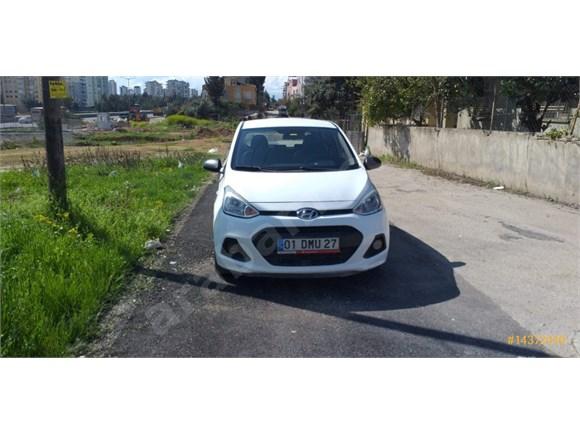 Sahibinden Hyundai i10 1.0 D-CVVT Style 2015 Model Adana